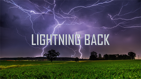 V201 - Lightning Back Workout
