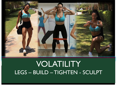 V811 - Volatility Legs - Build Tighten and Sculpt - Advanced